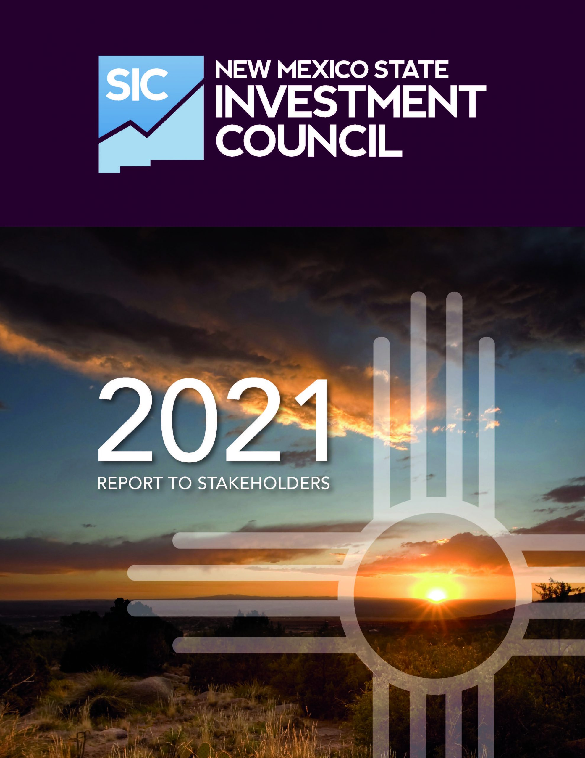 2021 Report to Stakeholders